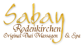 Sabay Thai Massage - Rodenkirchen
